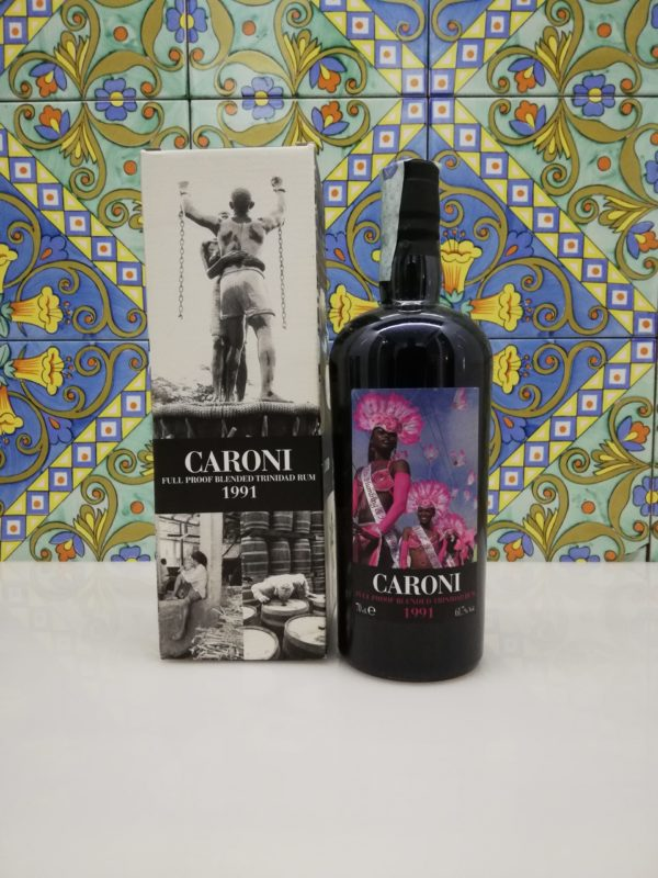 Rum Caroni 1991  19 y.o. – vol 61,7% cl 70