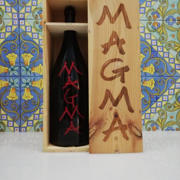 """Terre Siciliane Rosso IGP """"Magma"""" 2014 Magnum L 1,5  – Frank Cornelissen"""
