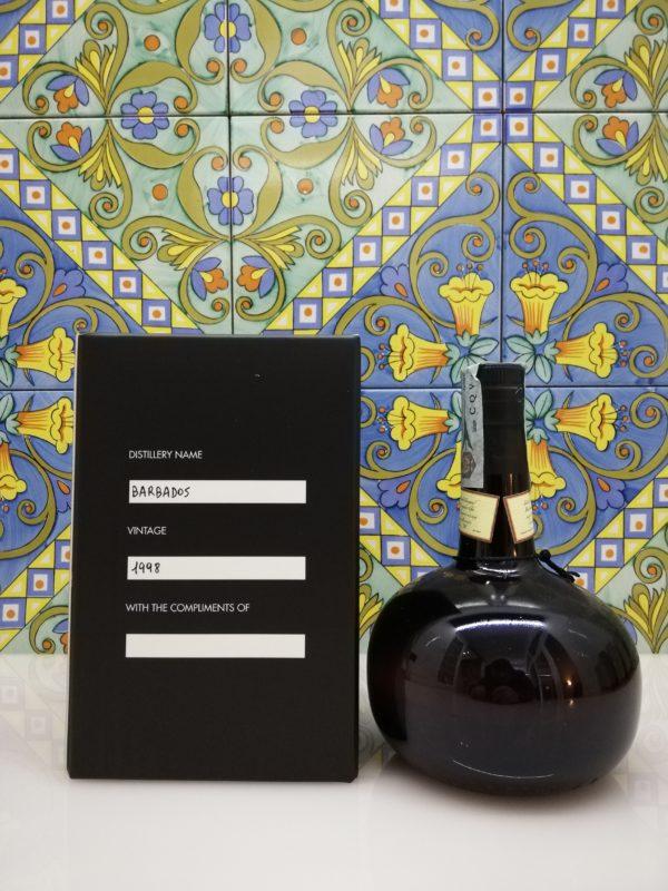 Rum Foursquare Barbados 1998- Masam- 20 y.o. cl 70 vol 48%