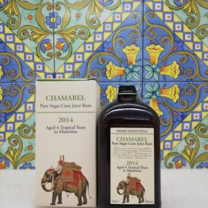 "Rhum Agricole ""Indian Ocean Stills"" 2014 Chamarel Distillery    –   cl 70  vol 58 %"