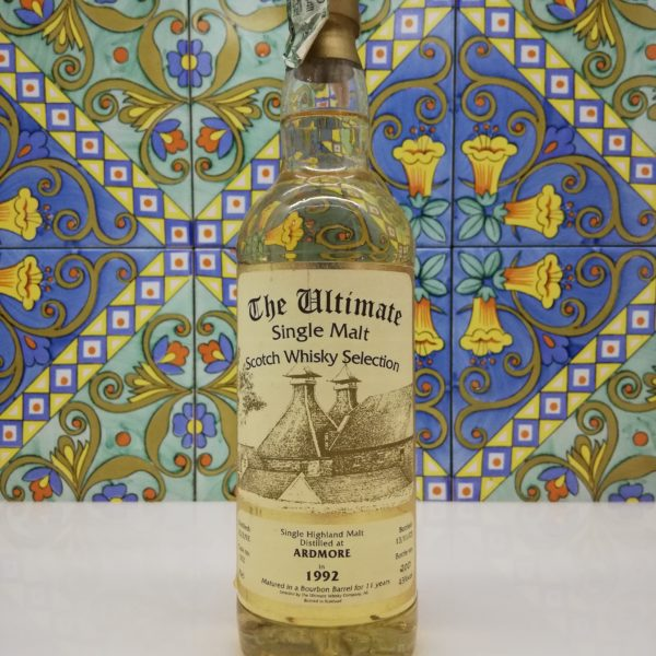 Whisky Ardmore 1992 Single Cask Selection The Ultimate vol 43% cl 70