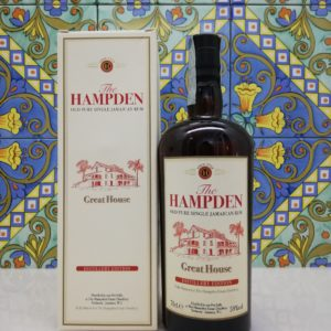 Rhum Rum The Hampden Great House Distillery Edition vol 59 % cl 70