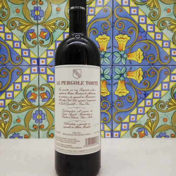 Le Pergole Torte 2016 – Montevertine – Toscana Rosso IGT