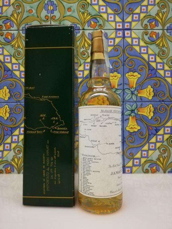 Rum Jamaica Sugar Estate Monymusk Moon Import Distilled 2003 cl 70 vol 45%