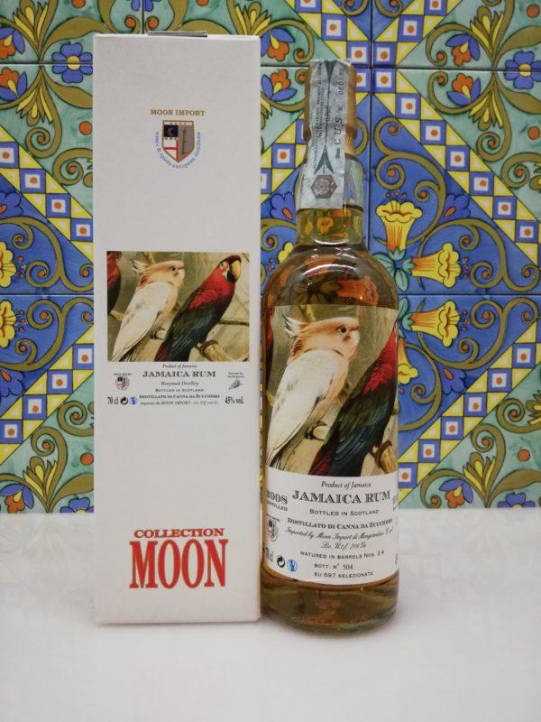 Jamaican Rum 2008-2019 cl 70 vol 45% Monymusk Distillery  Moon Import