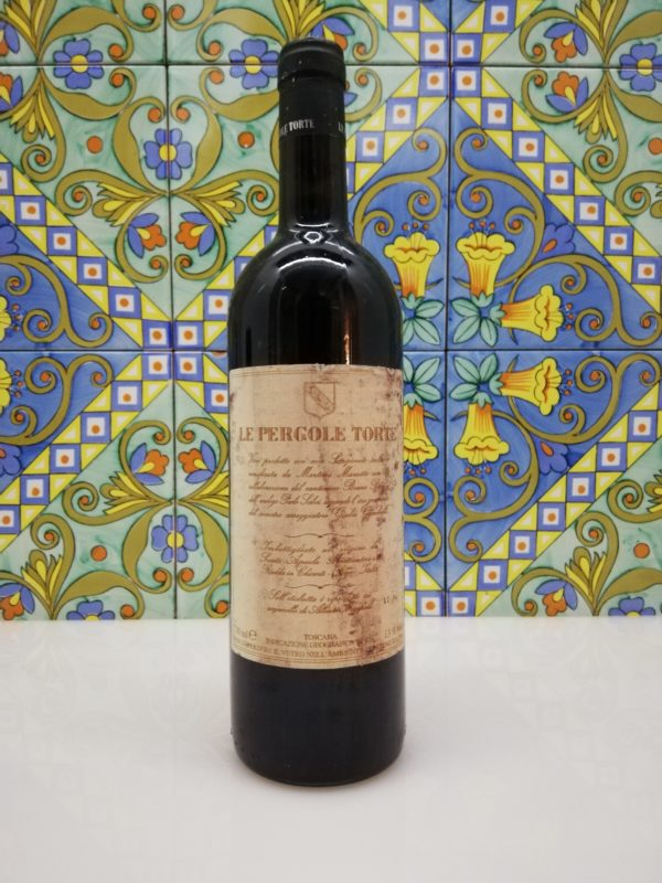 Le Pergole Torte 2012 – Montevertine – Toscana Rosso