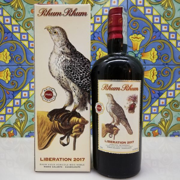 Rhum Rhum Liberation 2017 Version Integrale Vol.58,4% cl.70