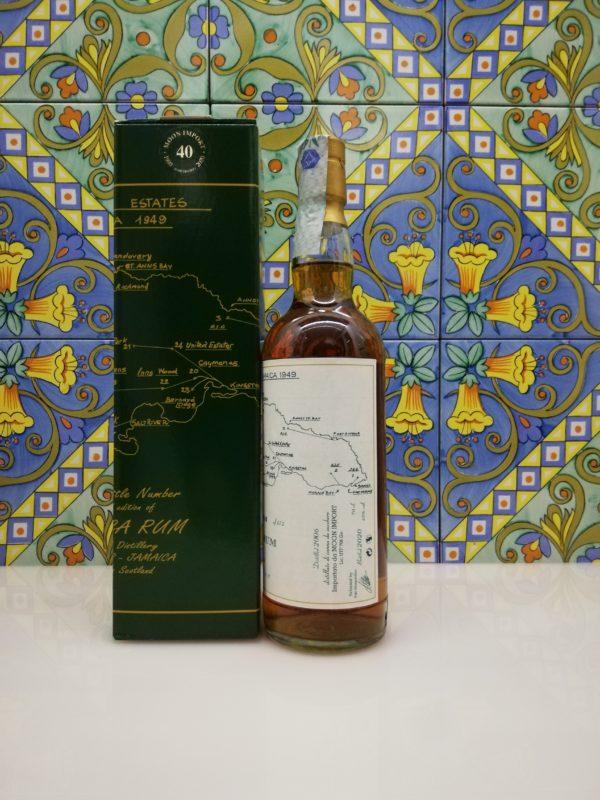 Rum Jamaica Sugar Estate Worthy Park Moon Import Distilled 2006 cl 70 vol 45%