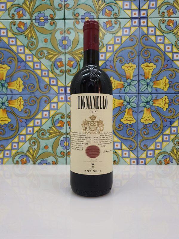 Marchesi Antinori Tignanello 2015 Toscana Igt 0,75 l