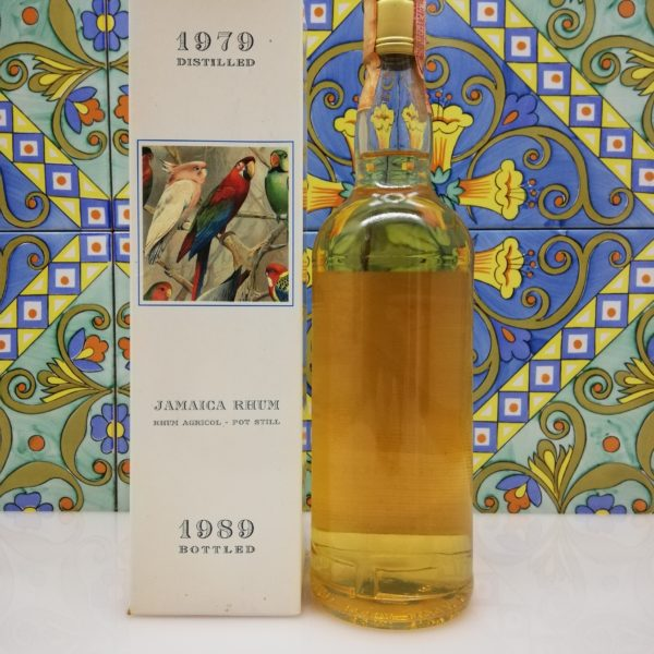 Rum Jamaica Monymusk 1979-1989 Moon Import vol 46% cl 70