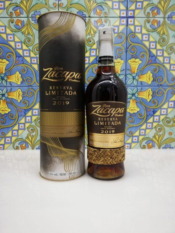 Rum Ron Zacapa Reserva Limitada 2019 70 cl vol 45%