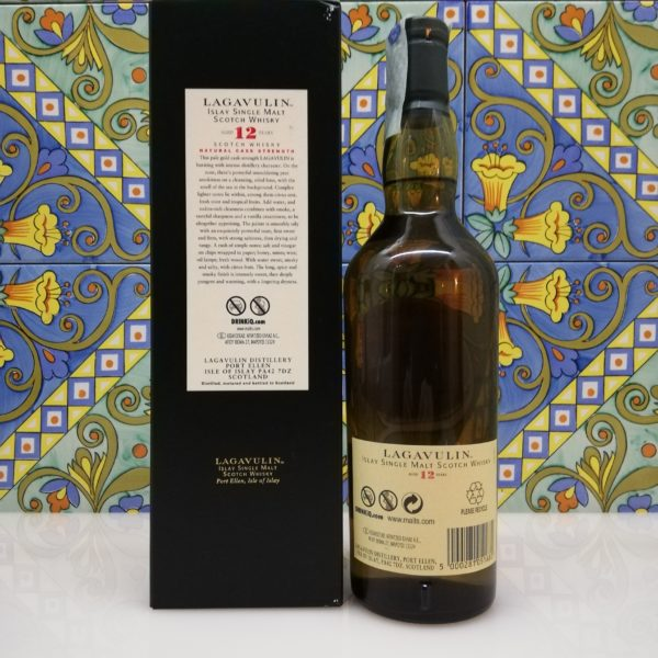 Whisky Lagavulin 12 Years Old Special Release 2018 vol 57,8% cl 70