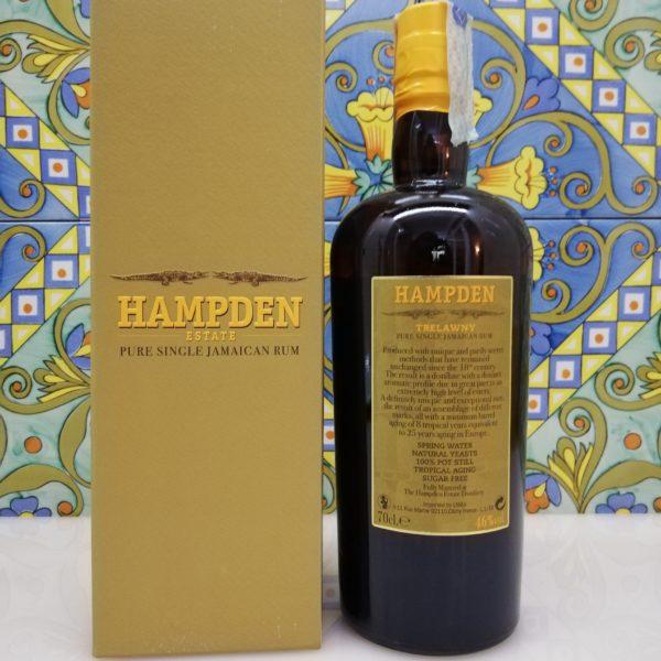 Rum Hampden Estate Trelawny 70cl vol 46%
