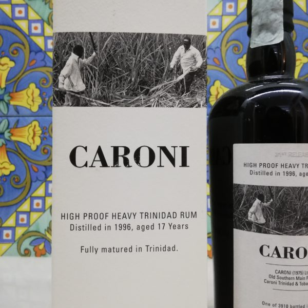 Rum Caroni 1996 High Proof Trinidad Rum 31 Release vol 55% cl 70