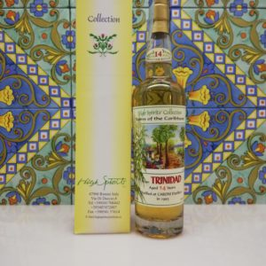 Rum Caroni 14 y.o. Trinidad  1993 Single Cask High Spirits vol 46 % cl 70