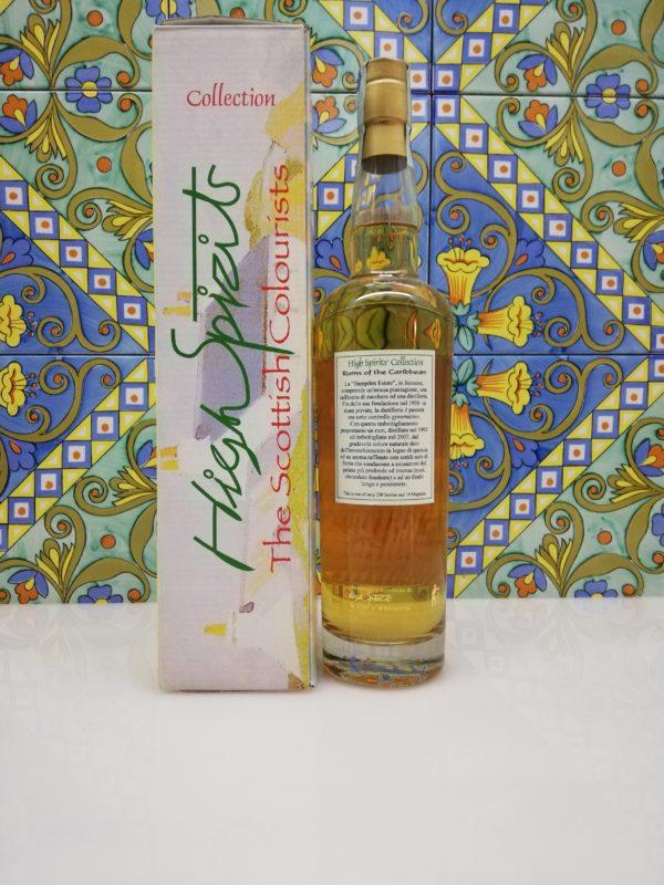 Rum Hampden 15 y.o. Jamaica  1992 Single Cask High Spirits vol 46 % cl 70