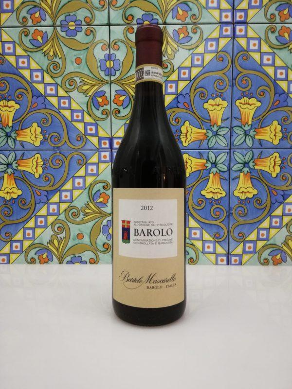 Bartolo Mascarello – Barolo DOCG 2012 cl 75