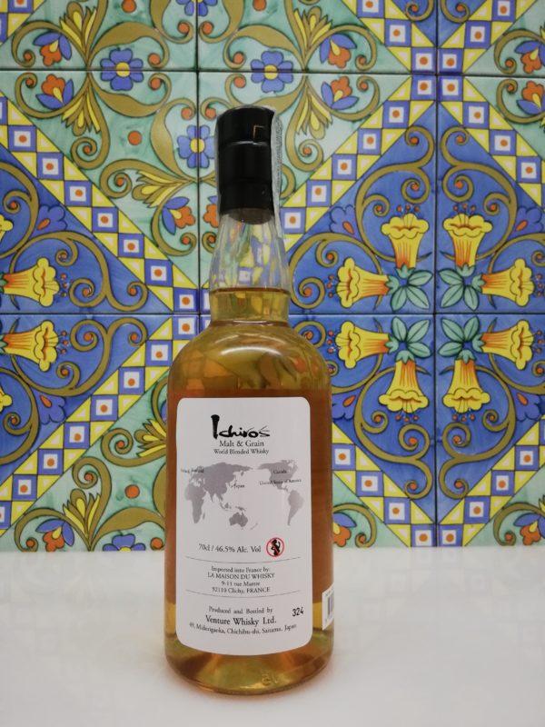 Whisky  Ichiro's Malt & Grain Chichibu Distillery vol 46.5% cl 70