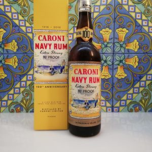Caroni Navy Rum Extra Strong 90° Proof 100° Anniversary Vol. 51,4%  Cl.70