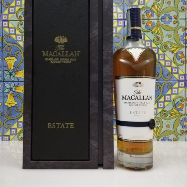 Whisky The Macallan Estate Single Malt Scotch  vol 43 cl 70