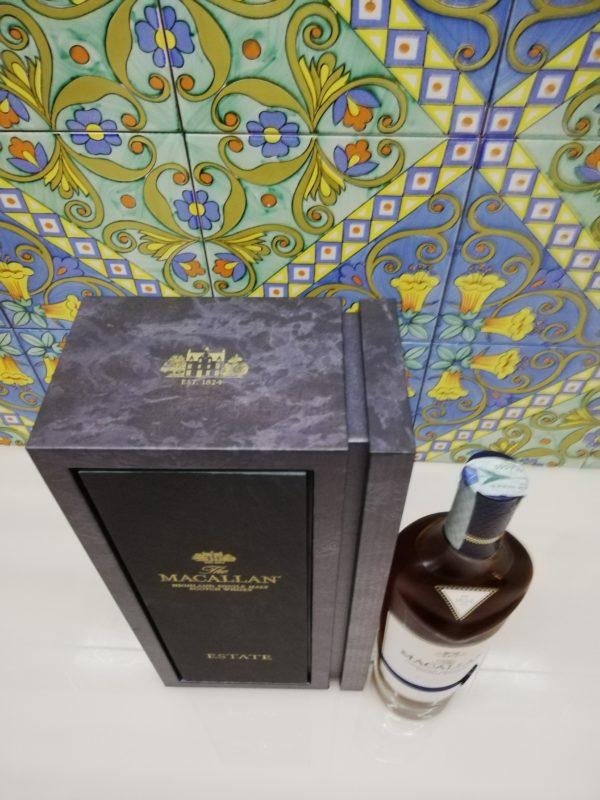 Whisky The Macallan Estate Single Malt Scotch  vol 43 cl 70