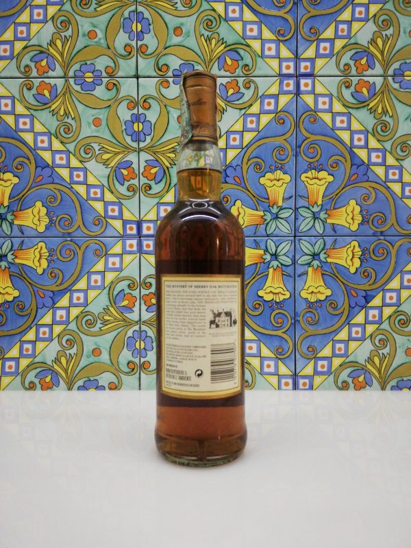 Whisky Macallan 7 y.o. Maxxium Import cl 70 vol 40%
