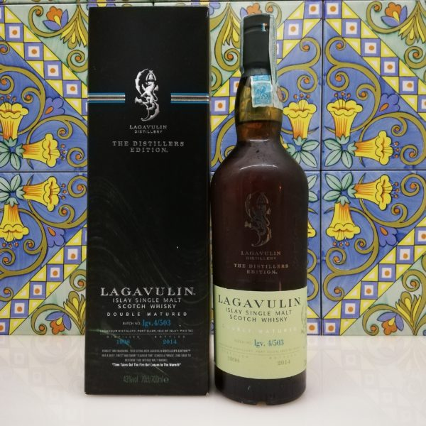 Whisky Lagavulin Distillers Edition 1998 vol 43% cl 70