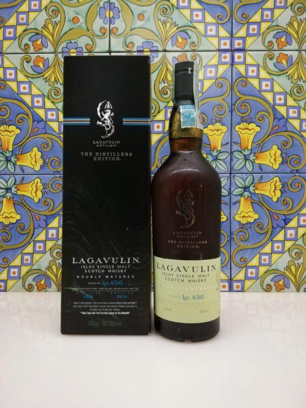 Whisky Lagavulin Distillers Edition 1998 vol 43% cl 70