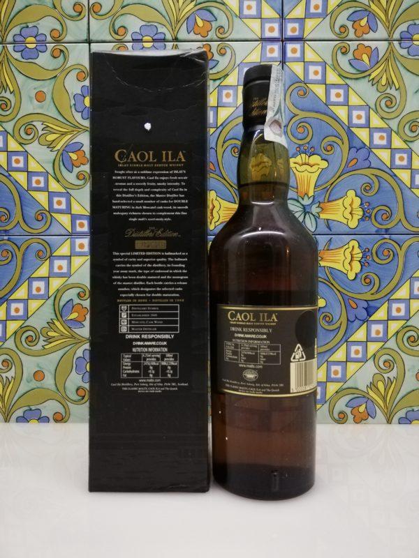 Whisky Caol Ila  1996 Distillery Edition vol 43% cl 70