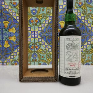 Whisky Wilson & Morgan Bunnahabain 1989 Single Malt vol 45,2% cl 70