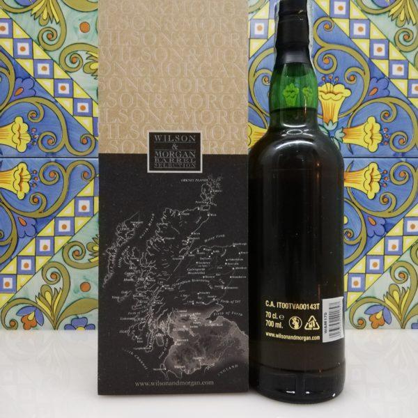 Whisky Wilson & Morgan Bunnahabain 1989 Single Malt vol 45,2% cl 70