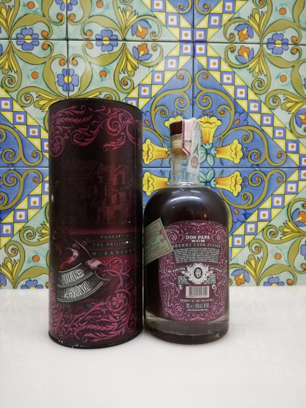 Rum Rhum Don Papa Sherry Cask Finish vol 45% cl 70