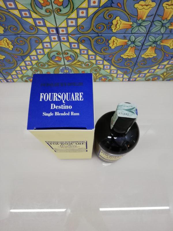 Rum Foursquare Destino – cl 70 vol 61%