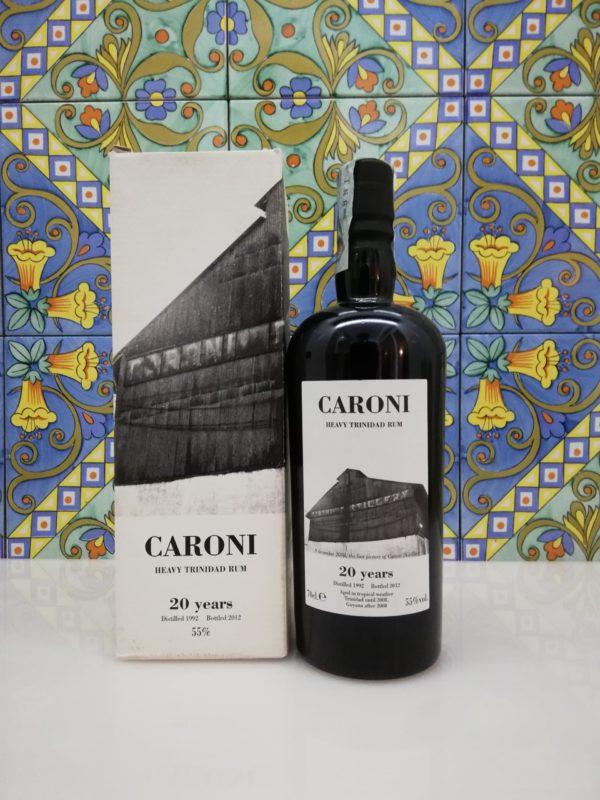 Rum Caroni 1992 20 Y.o. Vol.55% cl.70 Velier