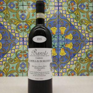 "Barolo ""Cannubi"" 2015 DOCG cl 75 – Burlotto"