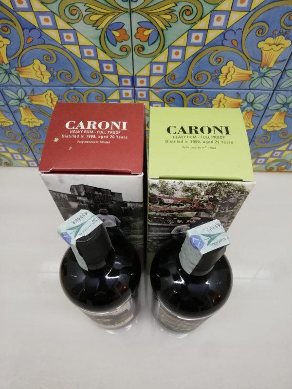 "Rum Caroni Employees 1st release-John ""D"" Eversley 1996 -Dennis ""X"" Gopaul 1998"