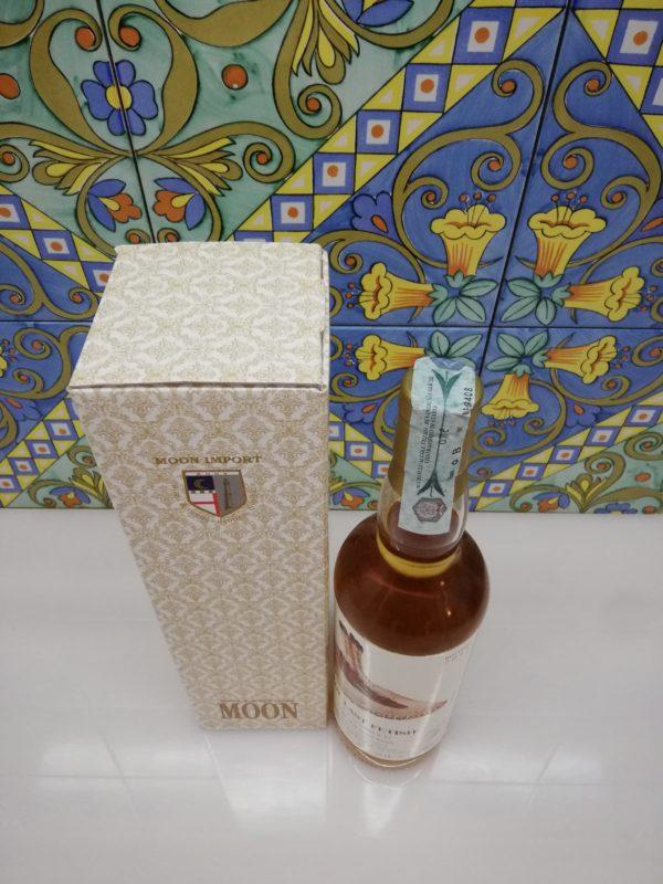 Whisky The Last Fetish Glengarioch Distilled 1990 Moon Import – cl 70 vol 46%