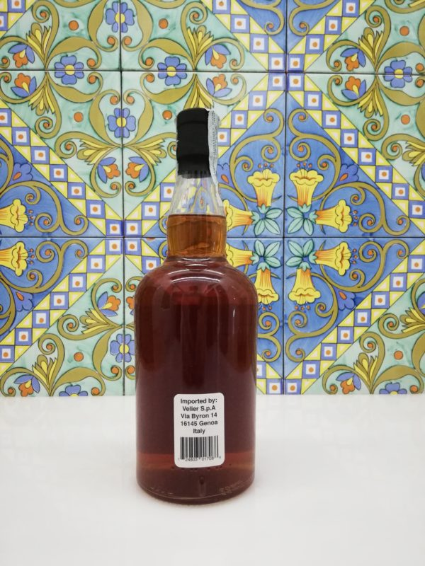 """Rum """"Old barbados 1985"""" Bottled 2001 vol 43% cl 70"""