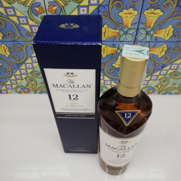 Whisky The Macallan 12 y.o. Double Cask cl 70 vol 40%