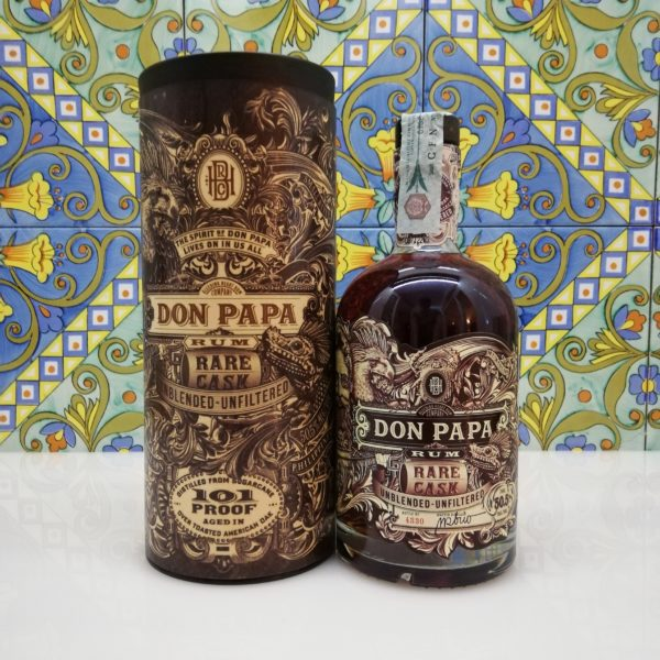 Rhum Rum Don Papa Rare Cask Toasted American Oak vol 50,5% 70cl