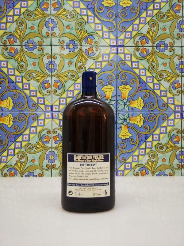 Rum Habitation Port Mourant White Guyana Vol.59% cl.70 Velier, Bottled 2015 No box