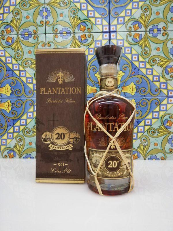 Rum Plantation XO Barbados 20th Anniversary vol 40% cl 70
