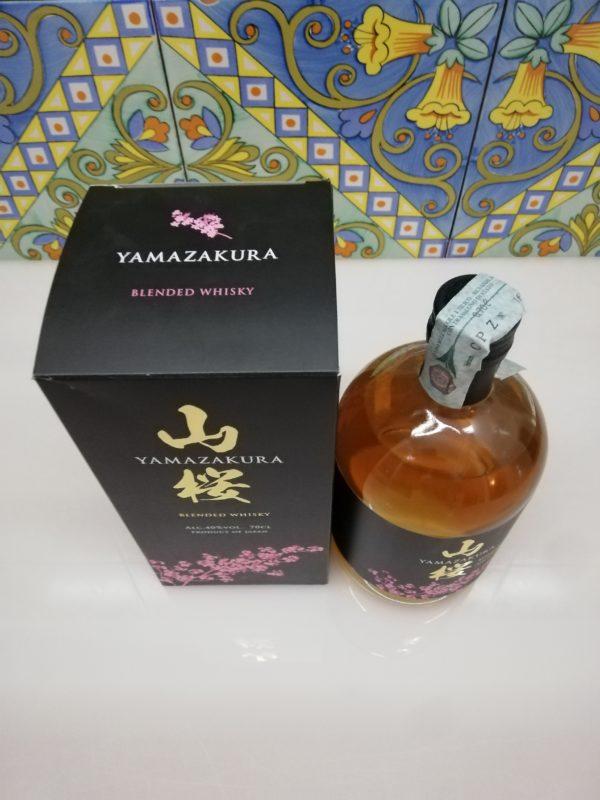 Whisky Yamazakura Blended vol 40 cl 70