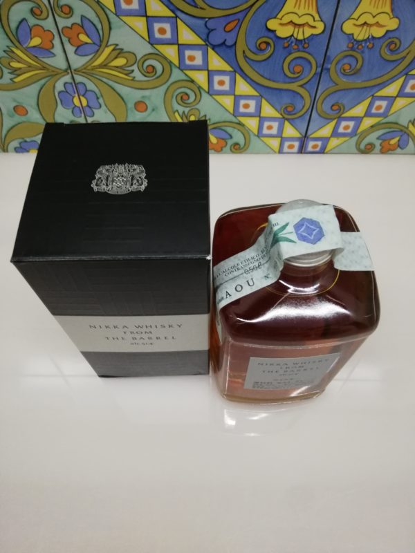 Whisky Nikka From The Barrel – Vol 51,4% cl 50