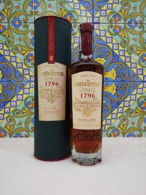 Rum Santa Teresa 1796 vol 40% 70cl