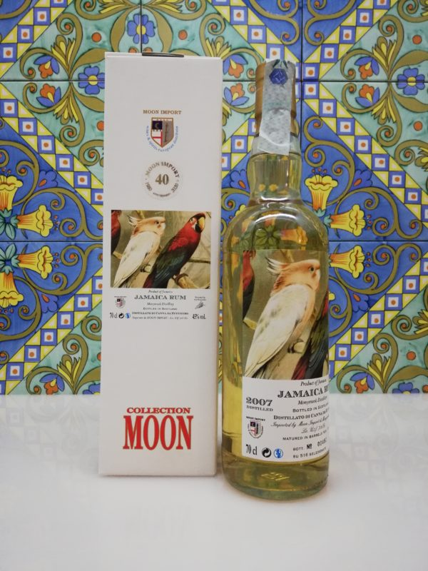 Jamaican Rum 2007-2020 cl 70 vol 45% Monymusk Distillery  Moon Import