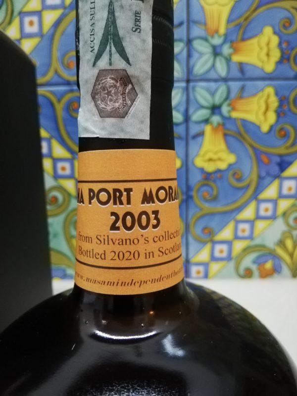 Rum  Port Mourant 2003 – 17 y.o.- Masam   cl 70 vol 53,5%