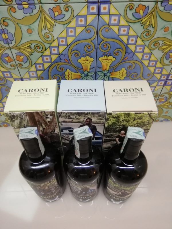 Rum  Serie Caroni Employees 3rd release cl 70