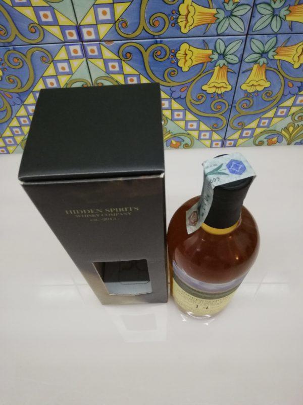 Whisky Tamintoul 14 y.o. 2005-2020 Hidden Spirits vol 52,6% vol 70