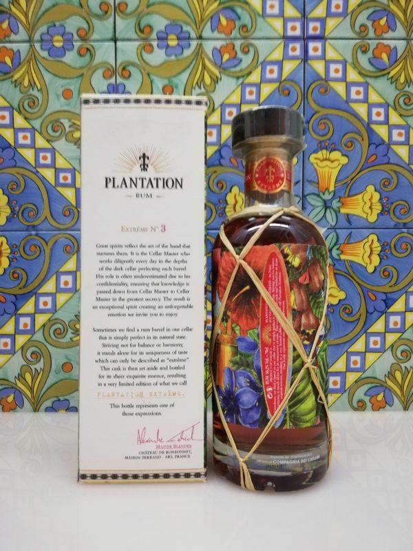 Rum Plantation Jamaica 22 y.o.  HJC distilled 1996 Full Proof vol 56,2% cl 70